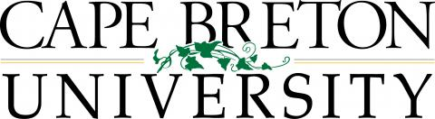 Cape Breton University logo